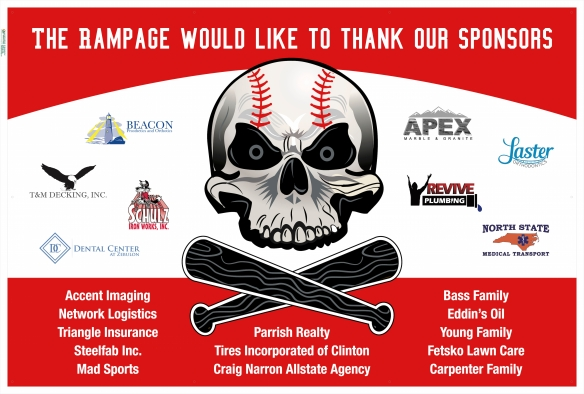 Rampage Sponsor Banner 2018